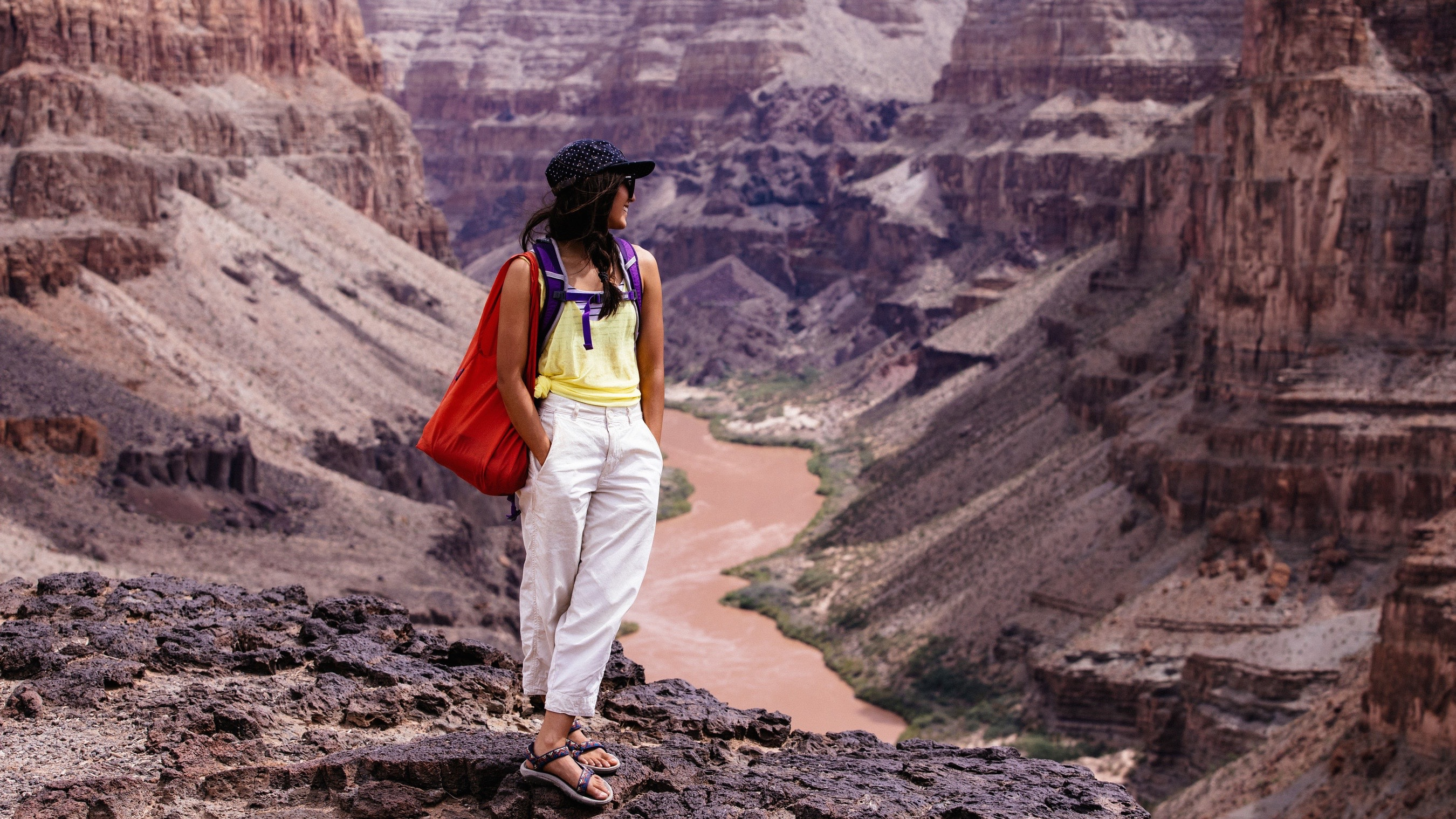Teva Born in the Canyon Campaign