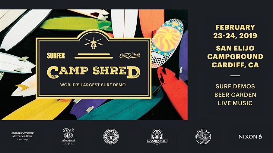 camp shred