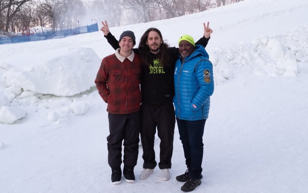 Pro Snowboarders Provide Youth With Opportunity To Snowboard