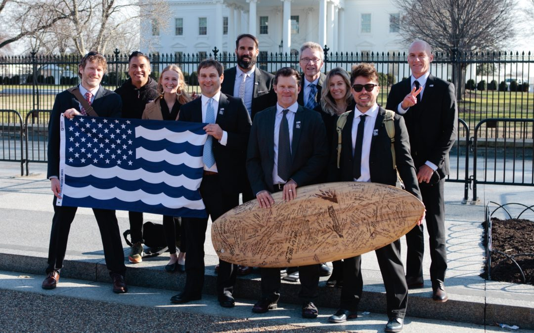 Surfrider Foundation Takes a Stand in Washington DC
