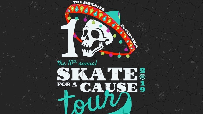 Sheckler Foundation Announces Skate for a Cause Tour Stops