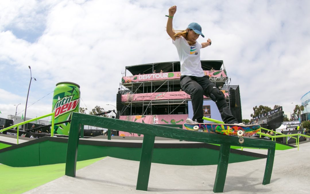 Dew Tour Hosting Olympic Qualifying Events