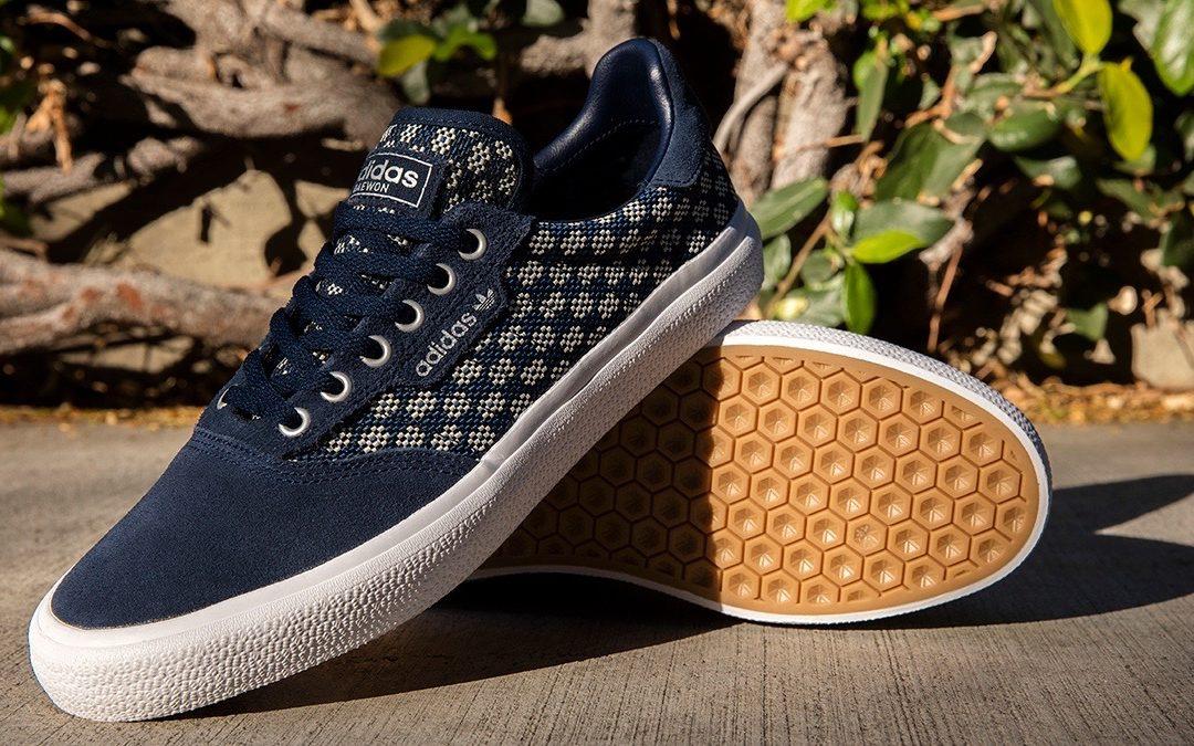 Adidas Skateboarding Collaborates With  Daewon Song
