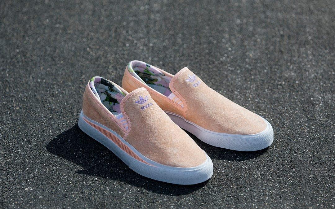Adidas Skateboarding Unveils the Sabalo Slip