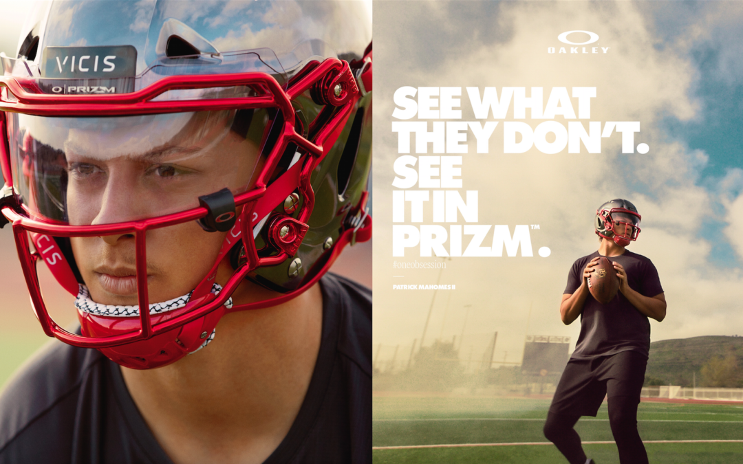 Oakley Celebrates The True Vision of All Athletes