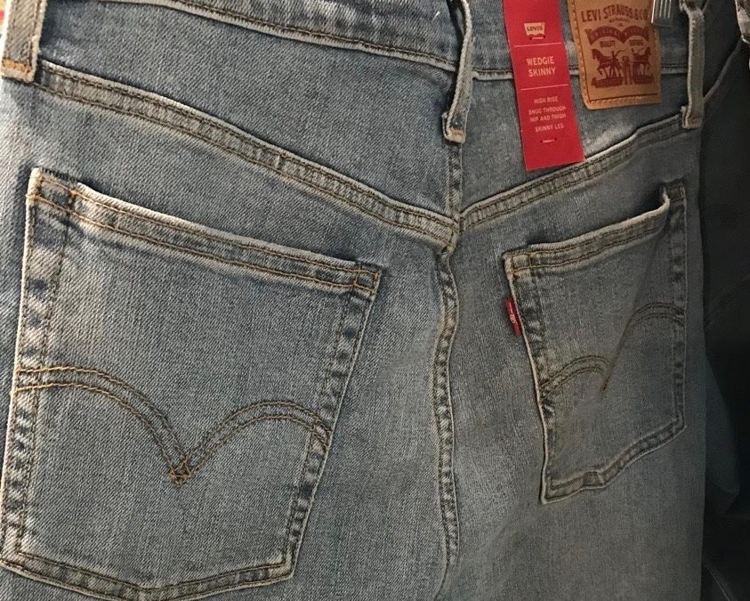Levi's Business Booming Around the World – For Now