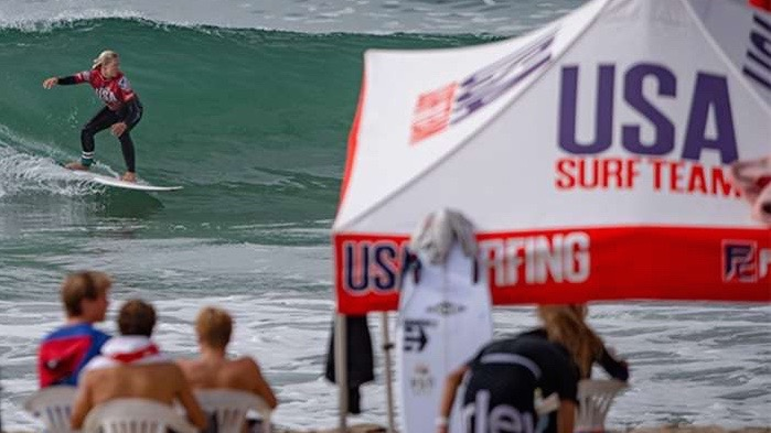USA Surfing Soaks Up Jacuzzi Sponsorship