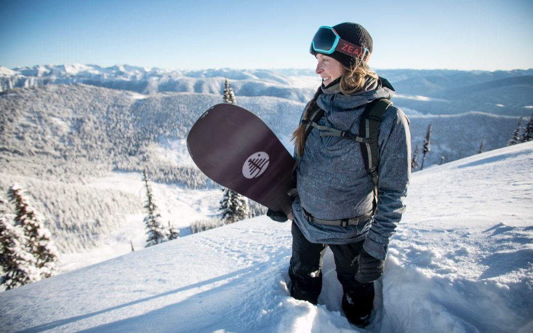 Burton Shows Up Nike with Increased Support for Pregnant Athletes