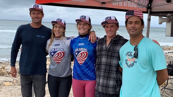 Team USA Gears Up for ISA World Longboard Surfing Championship