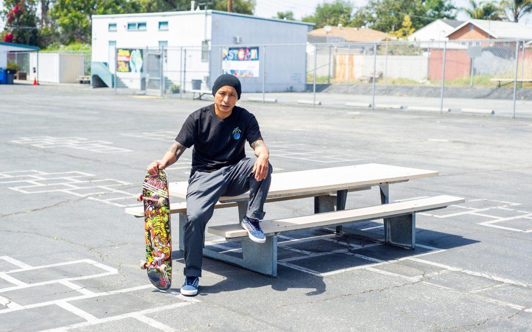 TransWorld SKATEboarding and adidas Skateboarding Honor Daewon Song