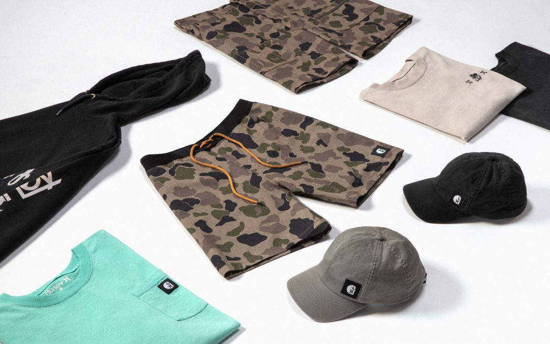 Hurley And Carhartt Drop Summer Collection