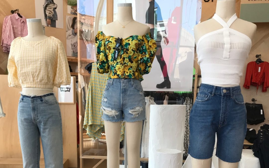 Soft Spots Emerge at Urban Outfitters