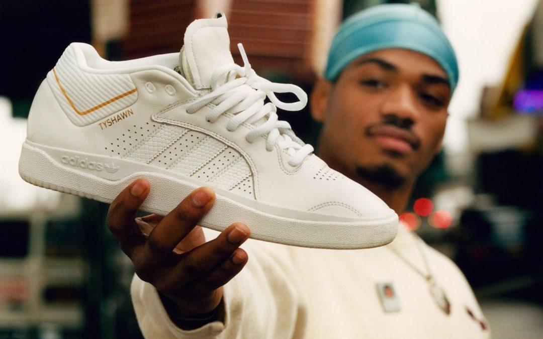 Adidas Skateboarding and Tyshawn Jones Debut Signature Shoe