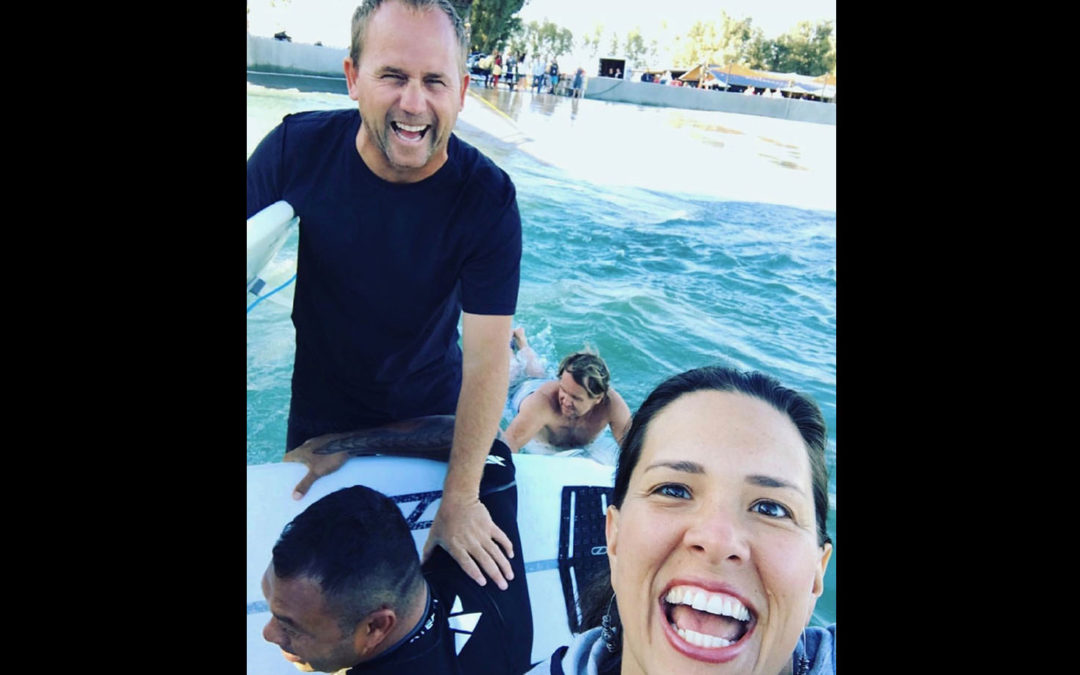 New WSL CMO Earned Rave Reviews at Hurley