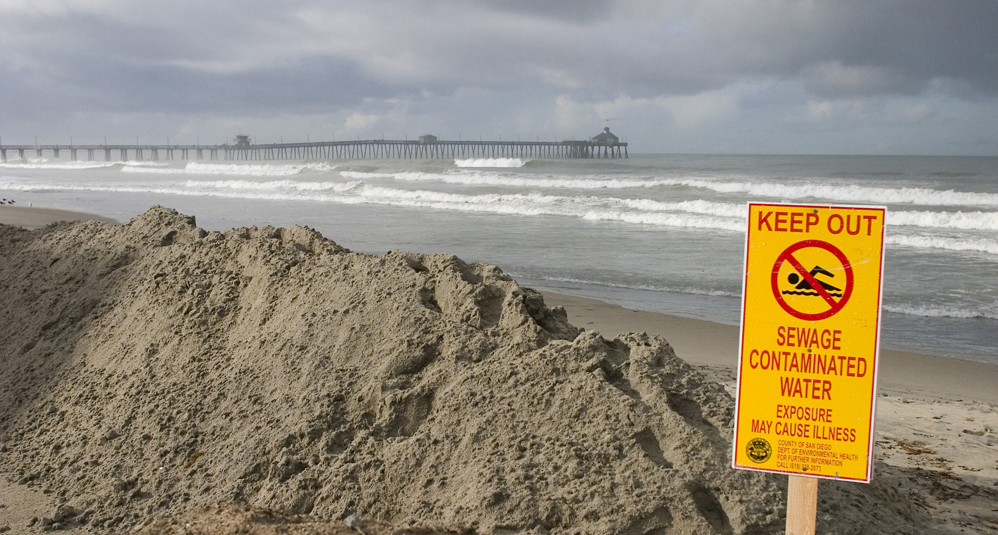 Action Alert: Stop Sewage, Trash and Chemicals From Polluting Southern California Beaches