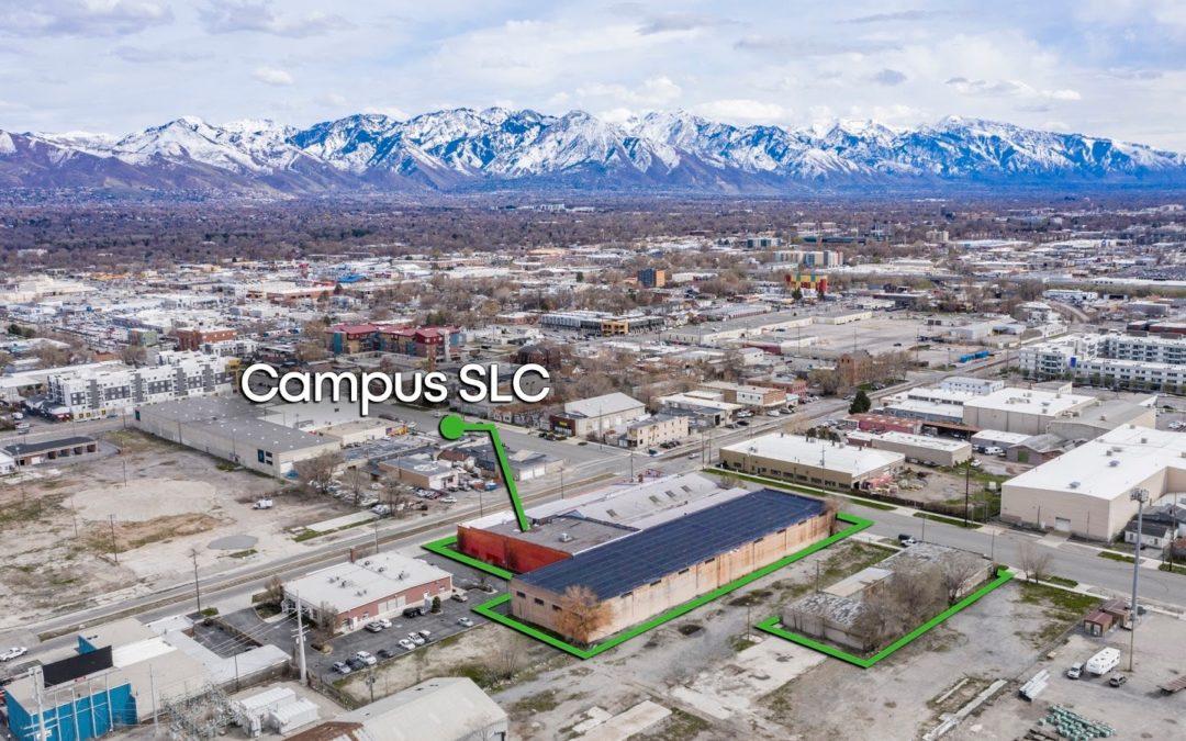 Evo To Build Campus SLC In Salt Lake City