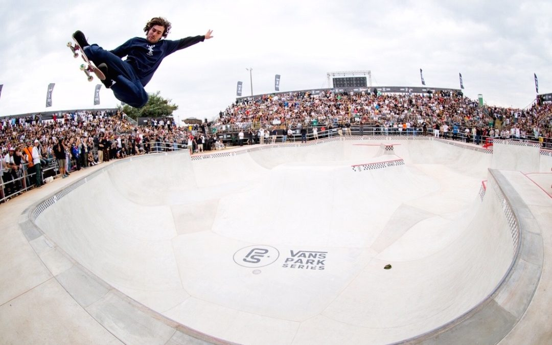 Vans Park Series Pro Tour Returns to Brazil
