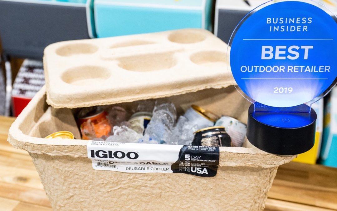 "Business InsiderNames Igloo ""Best"" at OR Summer Market"