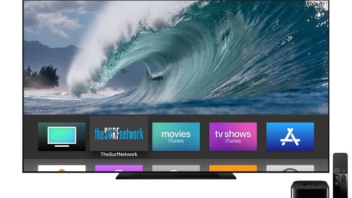 TheSurfNetwork Joins Forces With Apple TV