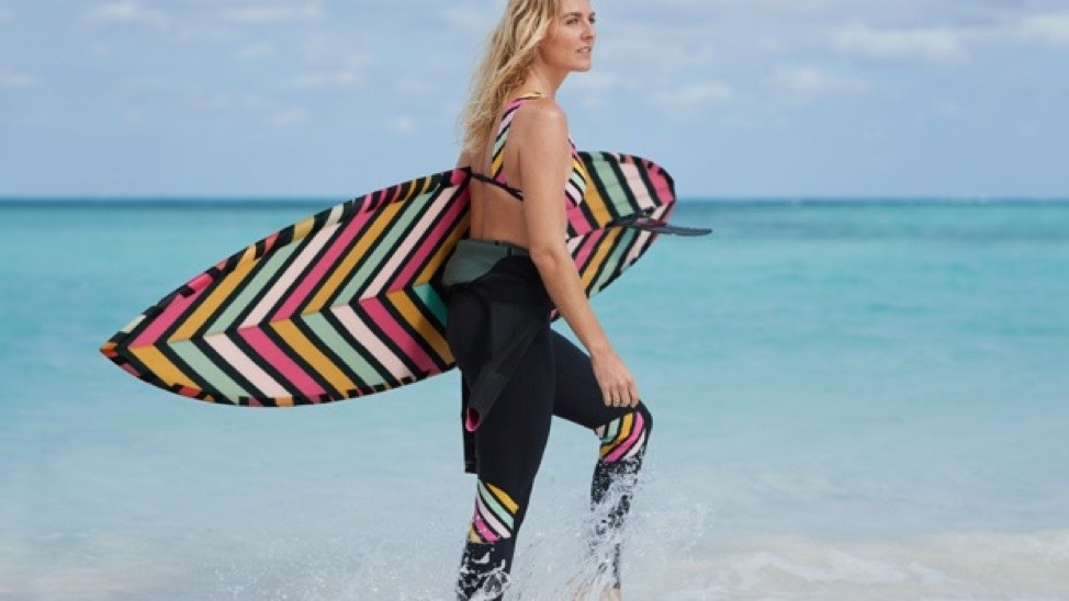 ROXY Debuts New Pop Surf Collection