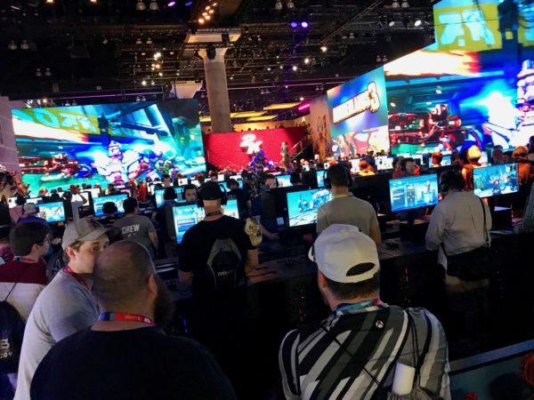 E3 borderlands play