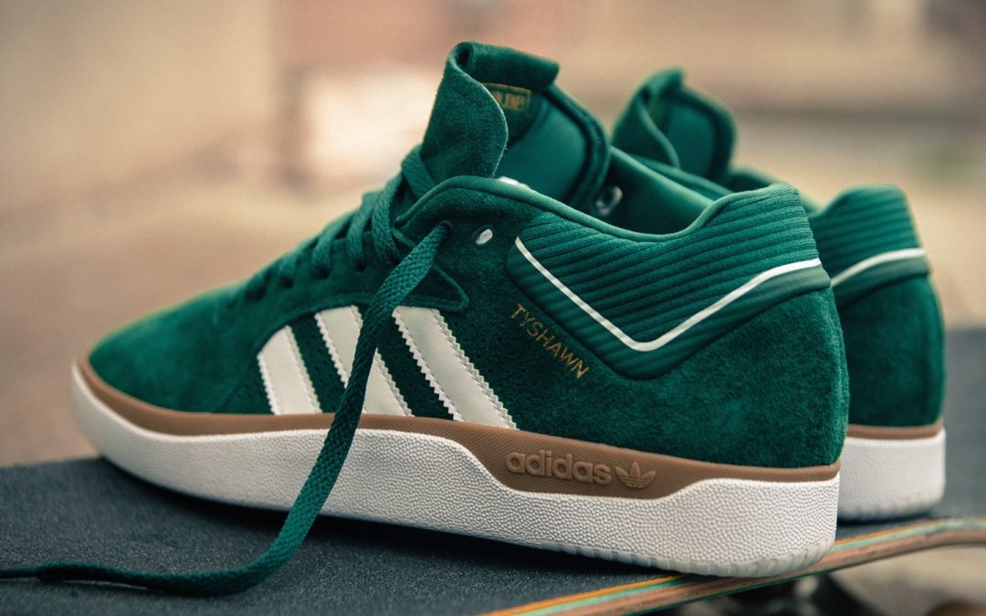 Adidas Skateboarding Releases Tyshawn In Leading Colorway