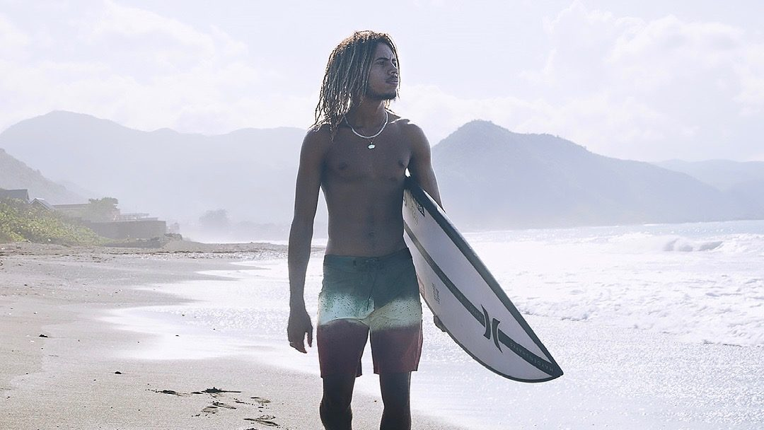 Hurley Launches Jamaica Collection with 'Shama the Superman'