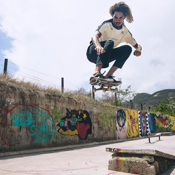 Hurley Jamaica Men skate