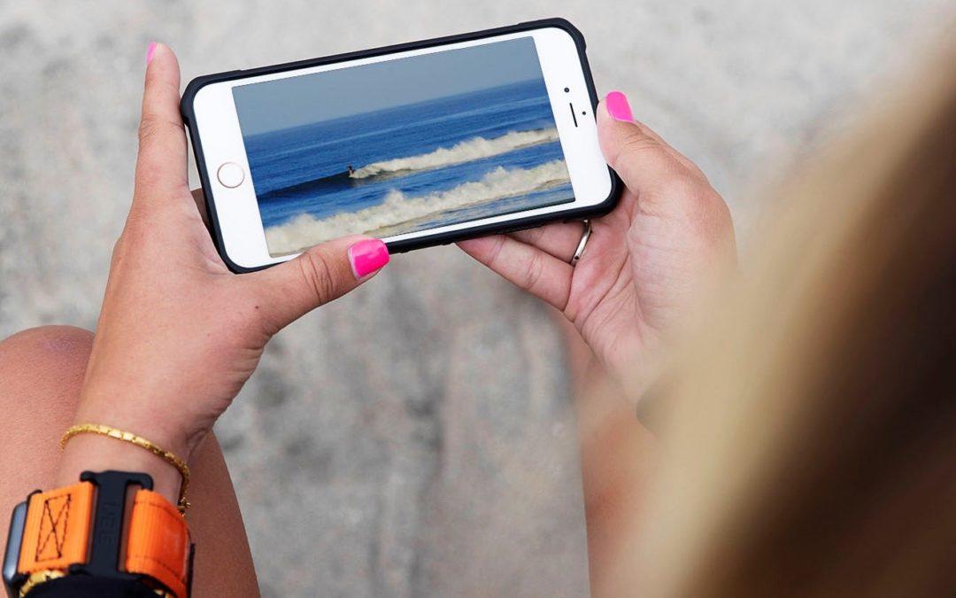 Surfline Sessions: No Filmer Necessary