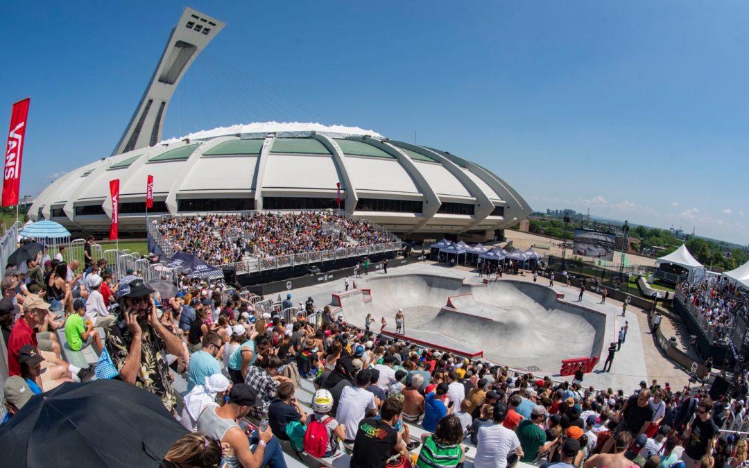 Vans Park Series Donates Three Skateparks
