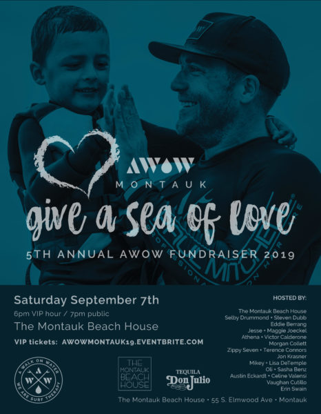 AWOW MBH Sea of Love Fundraiser flyer 1