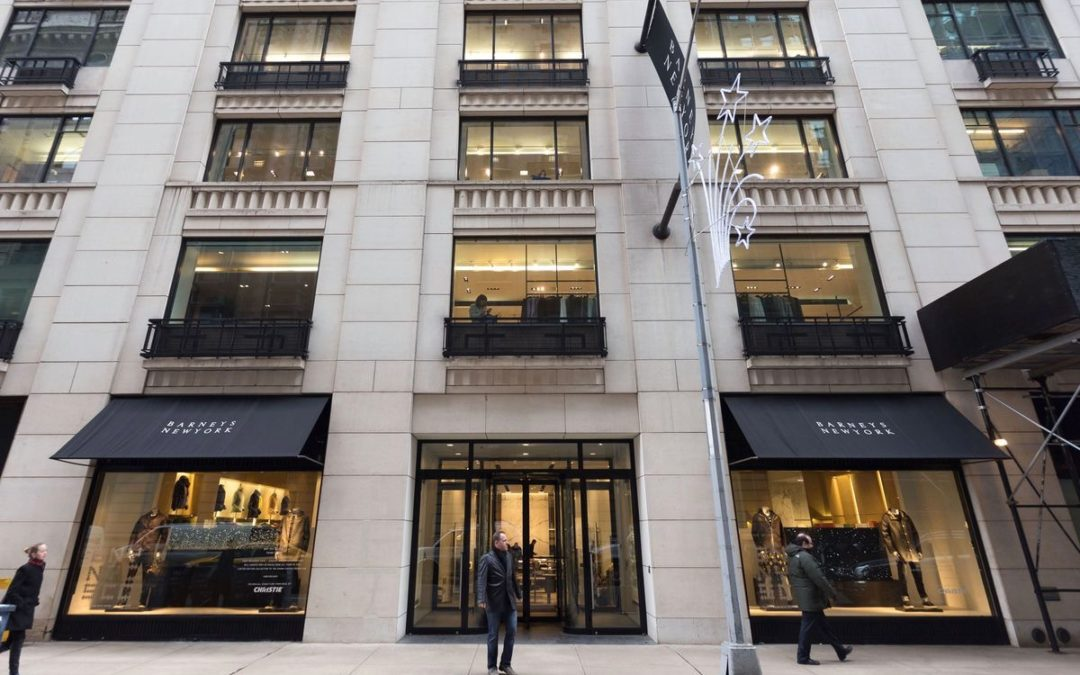 Report: Volcom Owner May Be Interested in Bankrupt Barneys
