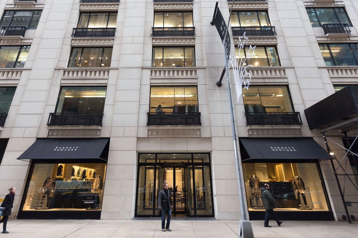 Barneys MadisonAvenue