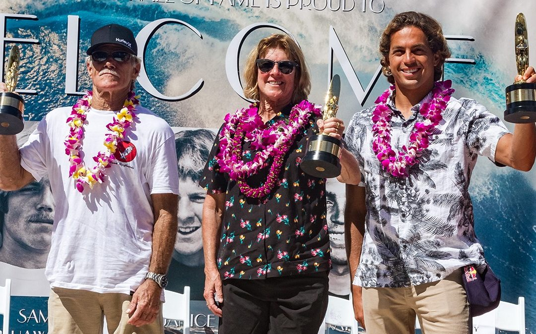 Surfers' Hall of Fame Welcomes New Inductees