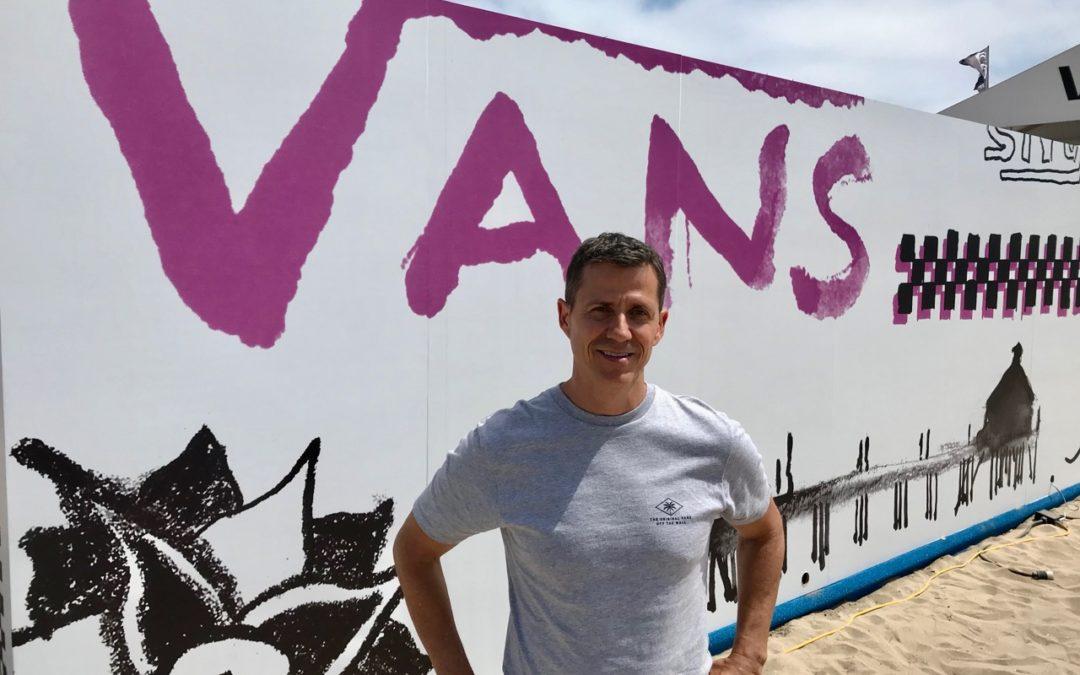 Vans Americas GM on US Open, How Vans is Managing its Big Growth