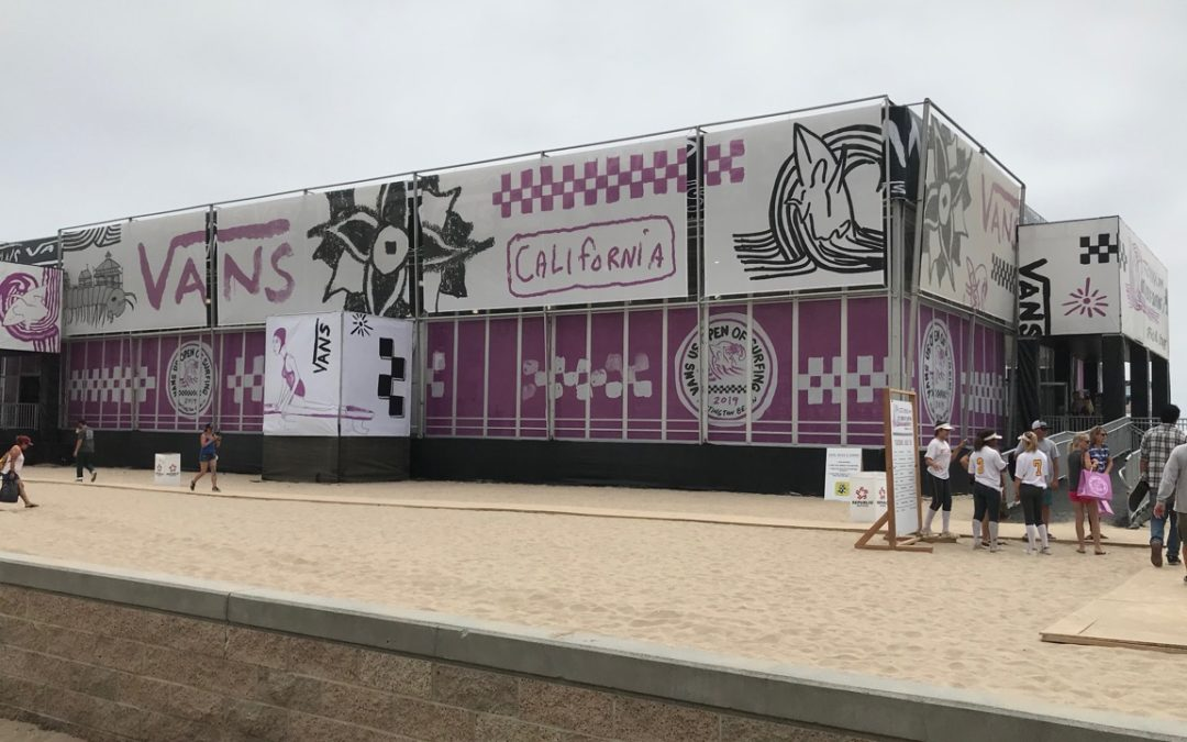 Vans Adds Experiences to Larger Store and More at Vans US Open