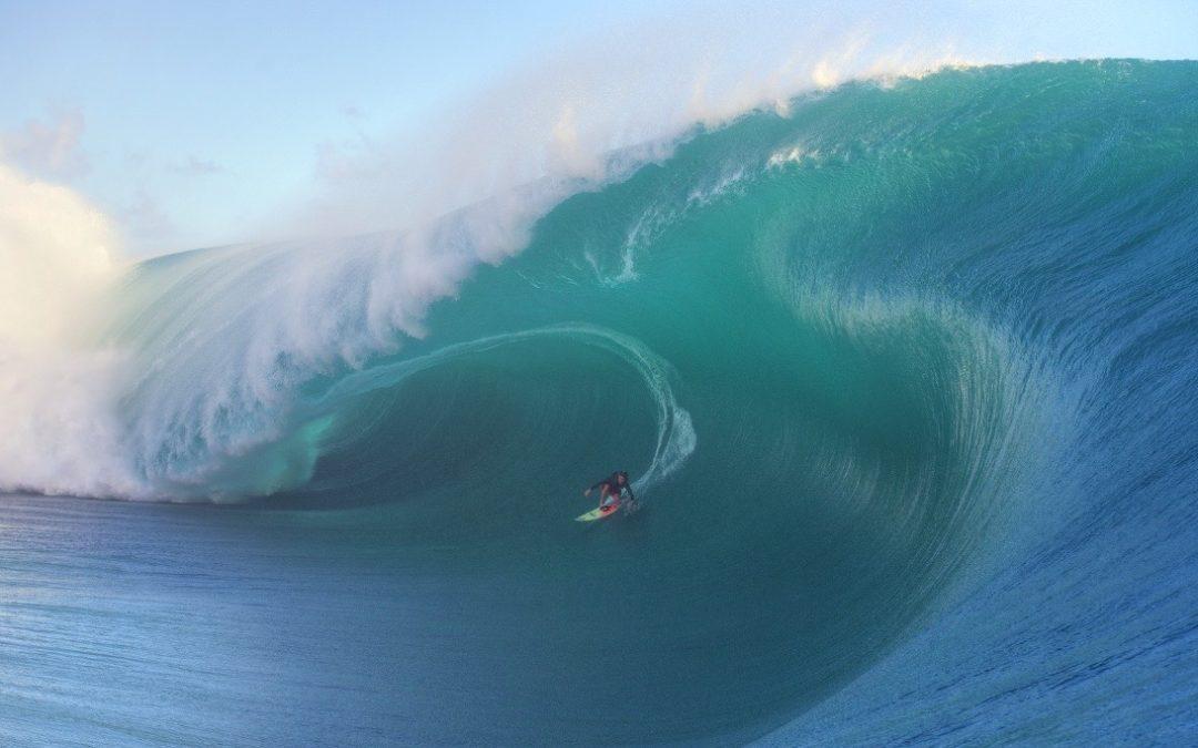 The World Surf League Announces New and Enhanced Big Wave Platform