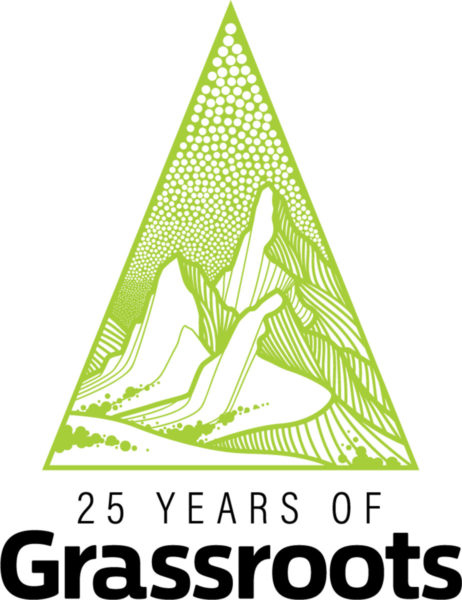 25 years of grassroots v2 2color