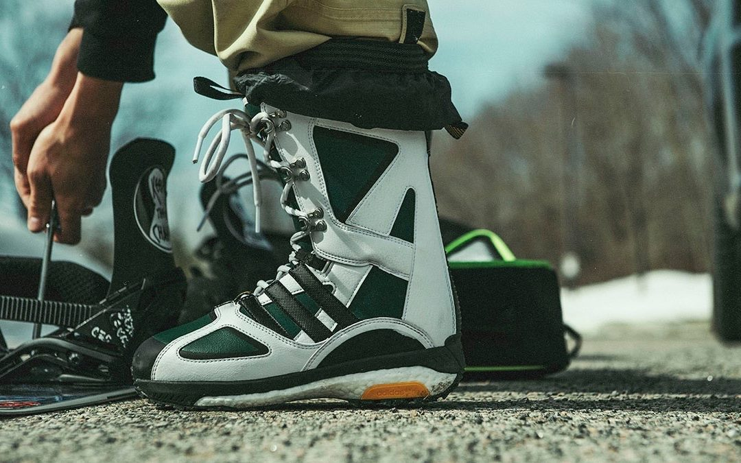 Adidas Snowboarding Opens Season WithTactical Lexicon ADV Boot