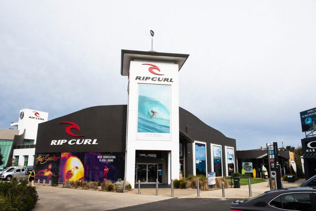 Kathmandu Acquires Surf Brand Rip Curl