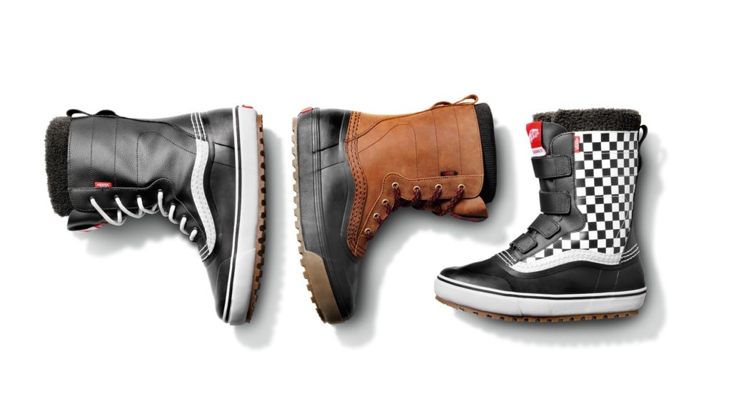 The Vans Standard MTE Snow Boot Collection Introduces Two