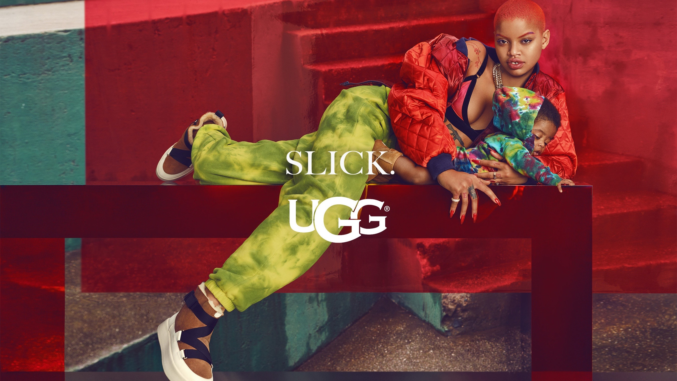UGG Autumn Winter 2019 Campaign 1