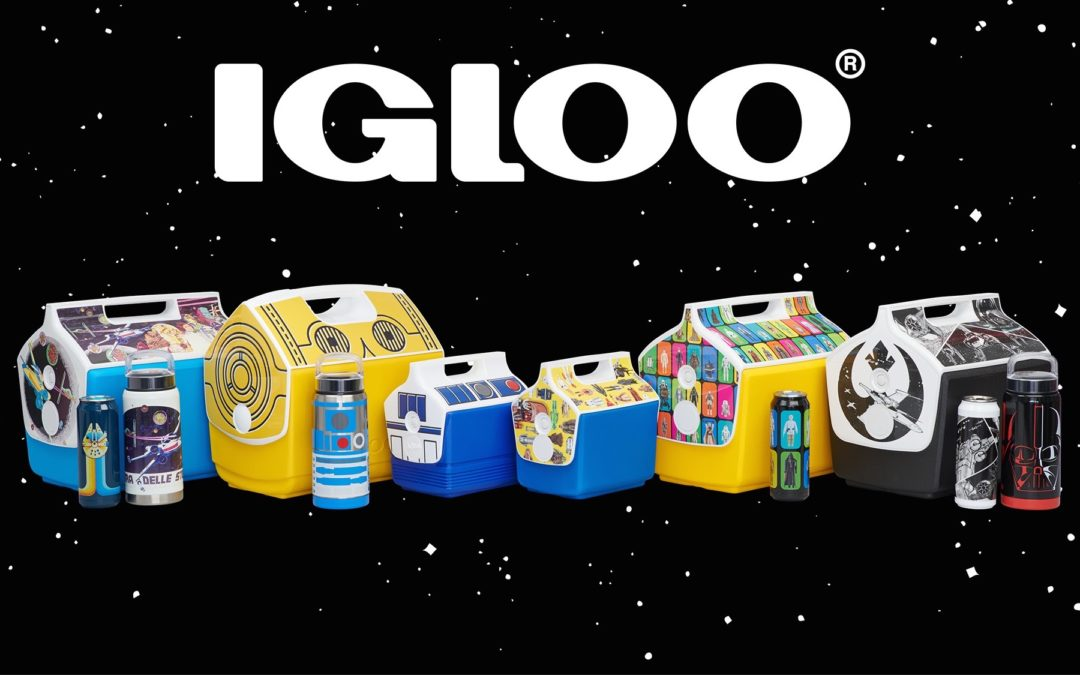 Igloo Launches Line of ClassicStar WarsCoolers