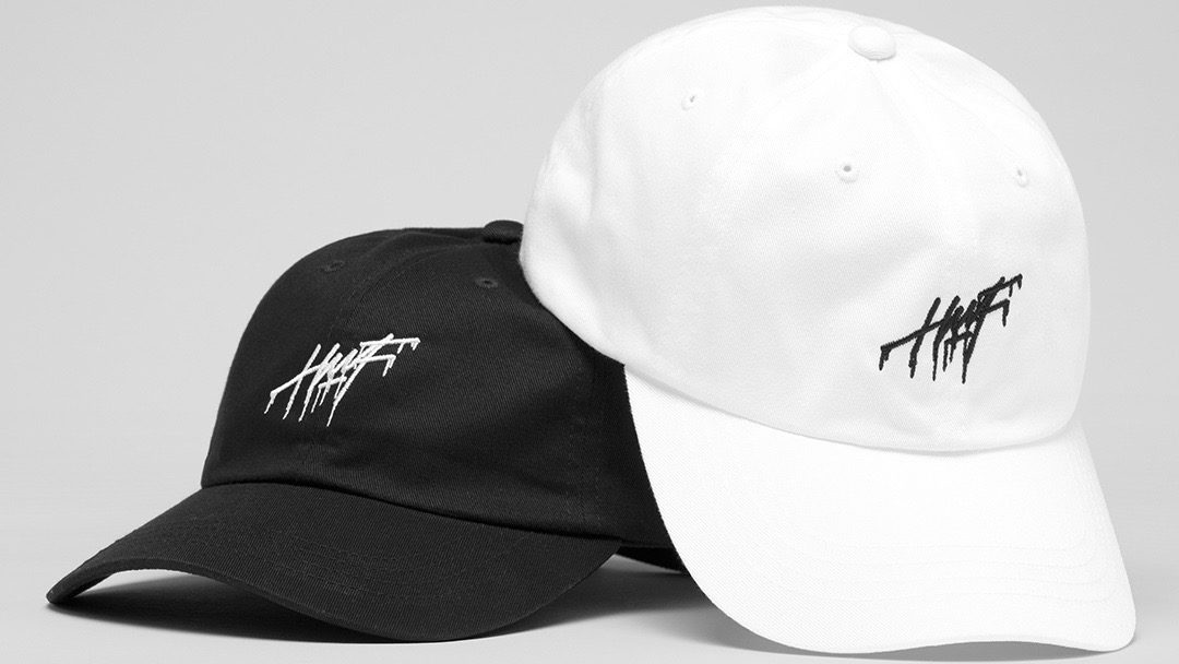 HUF Teams Up With Graffiti Artist 'It's A Living'