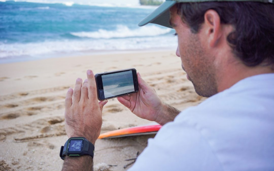 Surfline Partners With Rip Curl SearchGPS Watches on Surfline Sessions