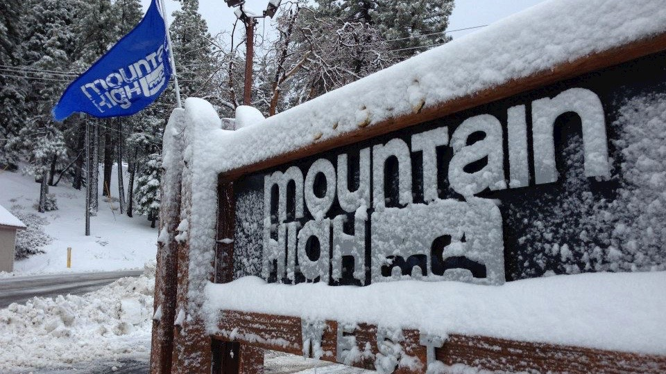 Mountain High Celebrates Biggest November in Decades