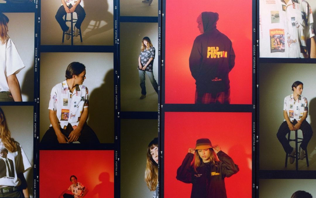 HUF Celebrates 25 Years of Pulp Fiction