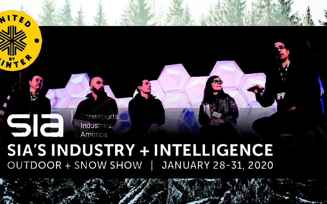 Industry + Intelligence at the 2020 Outdoor + Snow Show