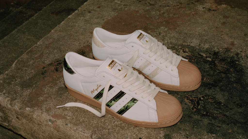 adidas Skateboarding present the Blondey Superstar 80s | Parade