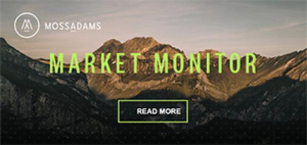 Moss Adams Market Monitor